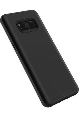 Design Verus Samsung Galaxy S8 Single Fit Kılıf Black
