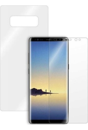 Buff Samsung Galaxy Note 8 Full Body Ekran Koruyucu