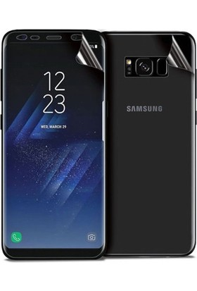 Buff Samsung Galaxy S8 Full Body Ekran Koruyucu