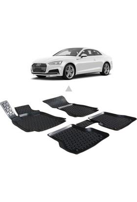 Otom Audi A5 2011-Sonrası Araca Özel 3D Paspas