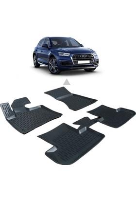 Otom Audi Q5 2009-Sonrası Araca Özel 3D Paspas