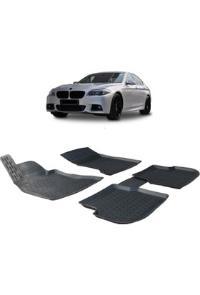 Otom BMW F10 5 Serisi 2011-2015 Arası Araca Özel 3D Paspas