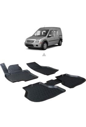 Otom Ford Connect 2002-2015 Arası Araca Özel 3D Paspas