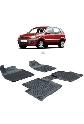 Otom Ford Fusion 2002-2011 Arası Araca Özel 3D Paspas