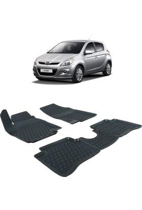 Otom Hyundai i20 2009-2015 Arası Araca Özel 3D Paspas