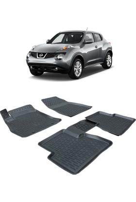 Otom Nissan Juke 2011-Sonrası Araca Özel 3D Paspas