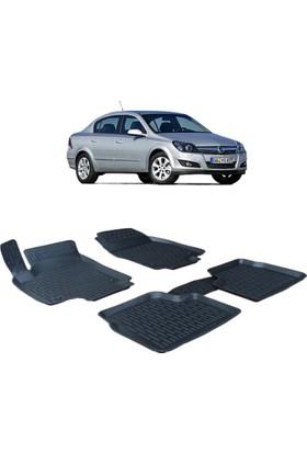 Otom Opel Astra H 2005-2009 Arası Araca Özel 3D Paspas