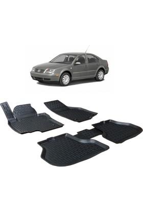 Otom Volkswagen Jetta 2005-2011 Arası Araca Özel 3D Paspas