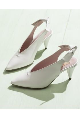 Elle Nelıda Kadın Ayakkabı Beyaz