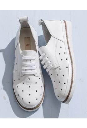 Elle Oraabel Kadın Ayakkabı Beyaz