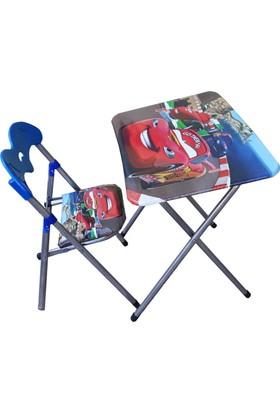 Weblonya Çocuk Aktivite Masa ve Sandalye Seti
