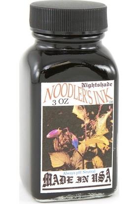 Noodlers Şişe Mürekkep Nightshade 3 Oz 19026