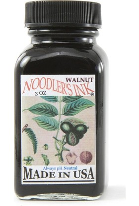 Noodlers Şişe Mürekkep Walnut 3 Oz 19018