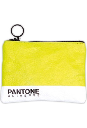 Pantone C1 Coin Purse Kalemlik Lime 47309-3