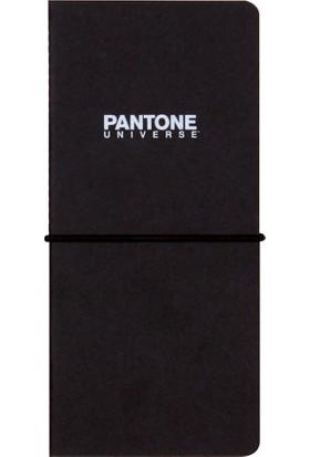 Pantone Ram Çizgisiz Defter Siyah 47222-5