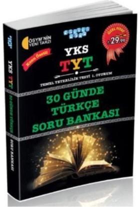 Akıllı Adam Yks Tyt 30 Günde Türkçe Soru Bankası - Şahide Korkmaz