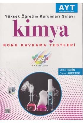 Fdd Ayt Kimya Konu Kavrama Testleri - Metin Ergin