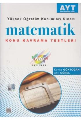Fdd Ayt Matematik Konu Kavrama Testleri - Konca Göktogan