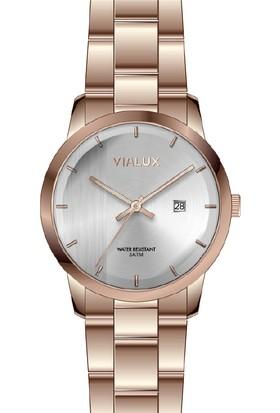 Vialux - AJ537R-02SR Kadın Kol Saati