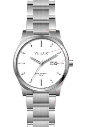 Vialux - AS529S-02SS Erkek Kol Saati