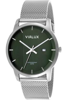 Vialux - AS536S-15SS Erkek Kol Saati