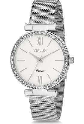 Vialux - IJ322S-02SS Kadın Kol Saati