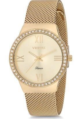 Vialux - IJ318G-07SG Kadın Kol Saati