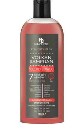 Hunca Care Volkan Şampuan 500Gr