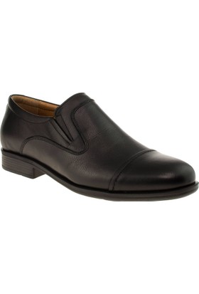 Bemsa 0692 Poli Taban Casual Siyah Erkek Ayakkabı