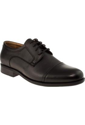 Bemsa 0693 Poli Taban Casual Siyah Erkek Ayakkabı