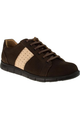 Bemsa 0757 Casual Kahverengi Erkek Ayakkabı