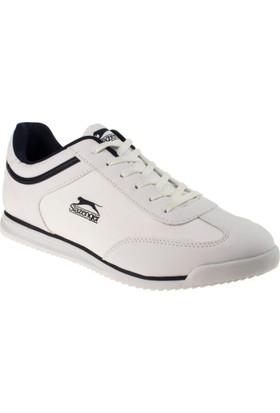 Slazenger 17le011 Bağlı Mojo Beyaz Erkek Spor Ayakkabı