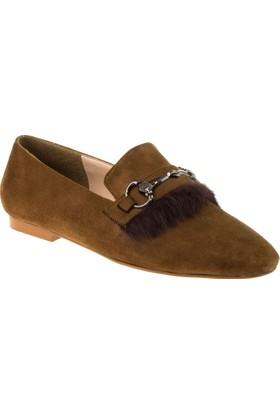 Stella 18137 Bağsız Günlük Taba Kadın Ayakkabı