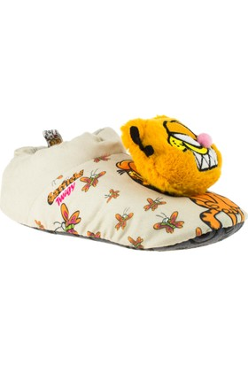 Twigy L0574a Garfield Gri Kadın Panduf