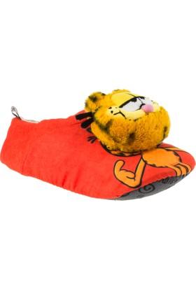 Twigy L0574a Garfield Kırmızı Kadın Panduf