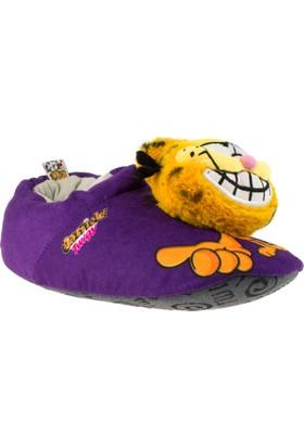 Twigy L0574a Garfield Mor Kadın Panduf
