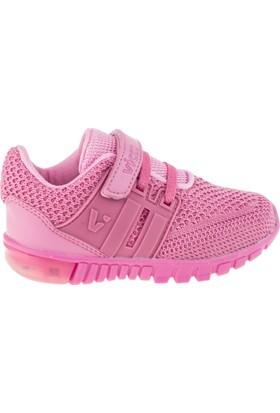 Vicco 937.18Y.160 Işıklı Pembe Çocuk Spor Ayakkabı