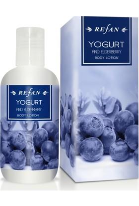 Refan Yogurt and Elderberry Body Lotion 200 ml.