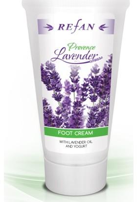 Refan Provence Lavender Foot Cream 75 ml.