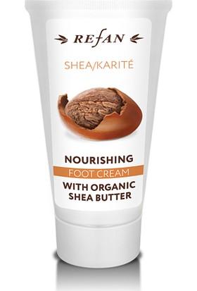 Refan Nourishing Foot Cream Shea Butter 75 ml.