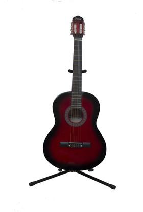 Simge Klasik Gitar Kırmızı 4/4 Tam Boy