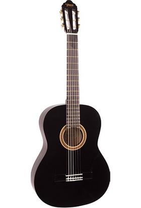 Valencia VC104 Klasik Gitar 4/4 (Siyah)