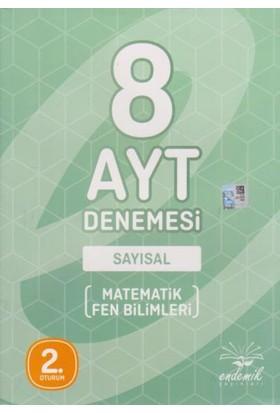 Endemik Ayt 8'Li Deneme Sayısal (Matematik-Fen Bilimleri) 2. Oturum