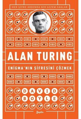 Alan Turing-Enigma'Nın Şifresini Çözmek - David Boyle
