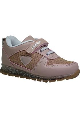 Pinokyo 18Y-322 Işıklı Kız Çocuk Spor Ayakkabı