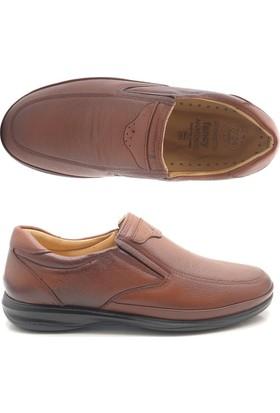 Fancy 758 Taba Ortopedik Diyabetik Ayakkabı