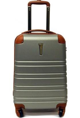 Mçs Abs Valiz Silver Kabin Boy - 55 Cm