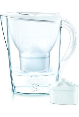 Brita Marella Cool Filtreli ve Su Arıtmalı Akıllı Sürahi 2.4 Lt
