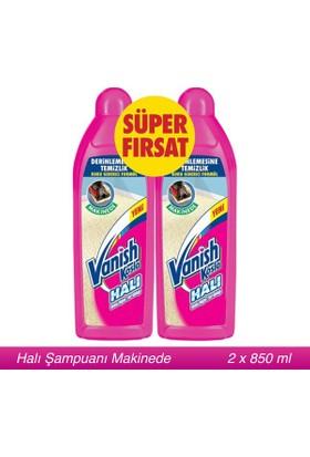 Vanish Kosla Halı Şampuanı Makine Yıkama 2'li Paket / 2 x 850ml