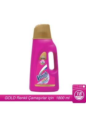 Vanish Kosla Leke Çıkarıcı Gold Sıvı 1800ml Renkliler için